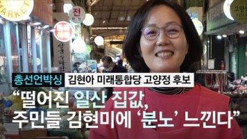 [펌] 일산집값 추락에 분노한 미통당 김현아 집 4채보유