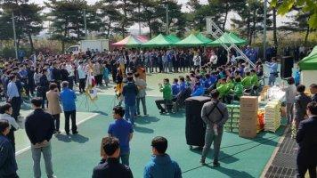 대통령선거운동(2017.4.22)광주북구의회 최기영의원