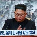 9월 평양공동선언 생방송 수어통역을 보고