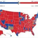 트럼프 정부 미국 중간선거 투표 결과 예상 여론조사 및 시간