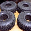 핏불 락<b>비스트</b> II 2.2 타이어(<b>이너</b>폼 포함) 및 루비콘...
