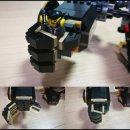 레고 닌자고 무비 콜의 진동 로봇 (70632)