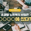 신소재 탐구 - 초경량 노트북의 비밀은 ○○○○에 있다?