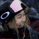 '평창 金' 클로이 김, 시즌 첫 스노보드 월드컵 우승-스포츠W
