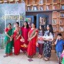 [문화외교 감사장 수여] 방글라데시 대사, 정사무엘 한문화외교사절단장에게...