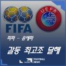 [칼럼] FIFA와 UEFA, 치열한 전쟁 서막 '월드컵 48개국 확장'