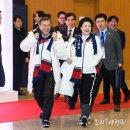 평창올림픽 개막식 행사 SNS반응 (인면조 피켓걸 자원봉사자 분장팀 드론오륜기)