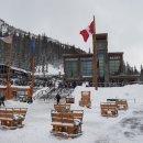 캐나다 로키의 스키장 삼총사 - 레이크 루이스, 선샤인 빌리지 그리고 마운트...