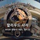 MGM 영화사 할리우드 사자 - 레오, 잭키 등