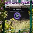 2018 윔블던 테니스 그리고 테니스 황제 로저 페더러 프로 스태프 RF97