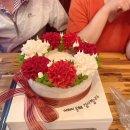 """고마운분께 선물하기 좋은 떡케이크 """"양산 <b>오유</b>케이크"""""""