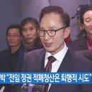 '이명박 출국 금지' 청와대 청원...20만 넘을까