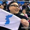 북한 응원단 아득했던 순간…'짝퉁 김정은'이 나타난 이유?