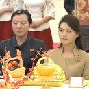 북한 김정은 아내 리설주, 빼어난 미모로 전 남편 루머도…'나이 5살 차'