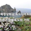 천연기념물독도와 남북정상회담의 한반도기 디저트