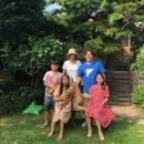 윤종신♥전미라, 화목한 가족사진 공개