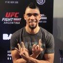 조니 워커 : UFC 로 올라 오기까지 겪은 고생썰