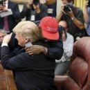 트럼프를 만난 '성덕' 카니예 웨스트 - 이해는 되지만 용서는 어려운...