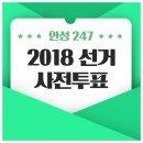 2018년 지방선거일 사전투표 확인 사항 정리