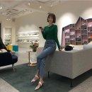 개코부인 김수미 인스타그램 :: 김수미 사복패션 데님팬츠 ♥️