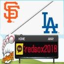 6월 17일 MLB LA다저스 샌프란시스코