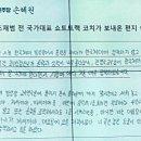 전명규 빙상연맹 부회장 조재범 옥중편지