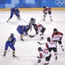 평창동계올림픽 스웨덴 일본 여자 아이스하키 순위결정전