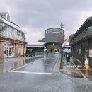 일본 후쿠오카 여행 중 유후인 당일치기 태풍을 헤치며