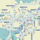 오사카 지진 상황 관련 및 주요 실시간 교통 (2018년 6월 19일 현재)