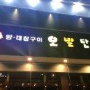 강남 회식 양대창 구이 맛집 오발탄 삼성점
