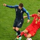 프랑스 크로아티아의 러시아 월드컵 결승전 및 맞대결전적