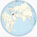 시리아 인구, 면적, 국민소득 알아보기