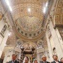 문재인 대통령, 김정숙 여사님 | 교황청 특별미사 참석