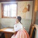 기린즈 이가은 허윤진의 한복 모먼트 사진들