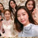 달샤벳 가은,오늘 비공개 결혼식..빛났던 웨딩화보