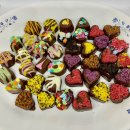 다이소 제품으로 발렌타인데이 초콜릿 만들기
