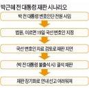 박근혜 나이, 30년 구형