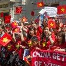 베트남 대규모 반중시위예상 여행객 교민 주의 요망