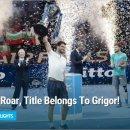 2017 ATP 파이널, 디미트로프 우승