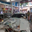 BMW 약국 돌진 사고, 하남시(영상)