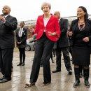 메이 영국 총리의 '대드 댄싱' (조선. 20180830)