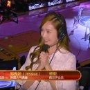 제시카, NBA 중계방송에 '깜짝 등장'…무슨 일?