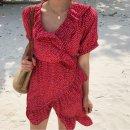 장윤주 인스타 패션 :: 그녀들이 선택한 모코블링 블라우스