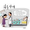 자한당의 김성태 원내대표 연설을 듣다가 체할뻔하다
