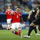 8강 하이라이트: 러시아 vs 크로아티아 - 개최국의 도전은 여기까지