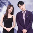 [TD포토] 미소 서현-무표정 김정현 '과연 드라마에선?'