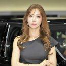 레이싱모델 유다솜 '우아하고 청순한 자태' (2018부산국제모터쇼)