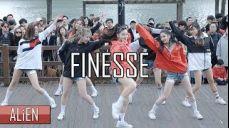 ALiEN (ALiEN Dance Studio) 버스킹 | Finesse - Bruno Mars | Filmed by lEtudel