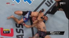 [UFC] 2017 명승부 6위 - 컵 스완슨 vs 브라이언 오르테가