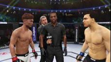 UFC 최두호 VS 왕대륙